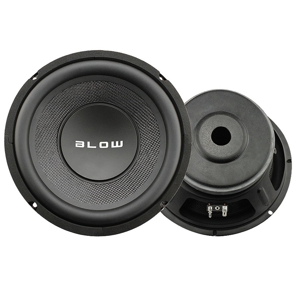 Blow Subwoofer Woofer Speaker Car Auto di Bass altoparlante auto
