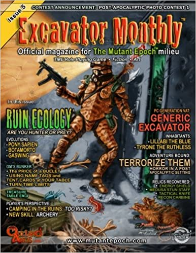 Excavator Monthly Issue 5