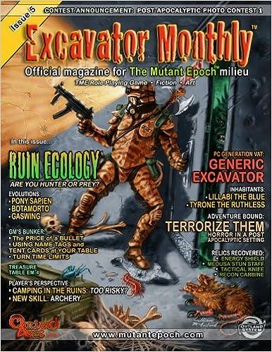 Excavator Monthly Issue 5