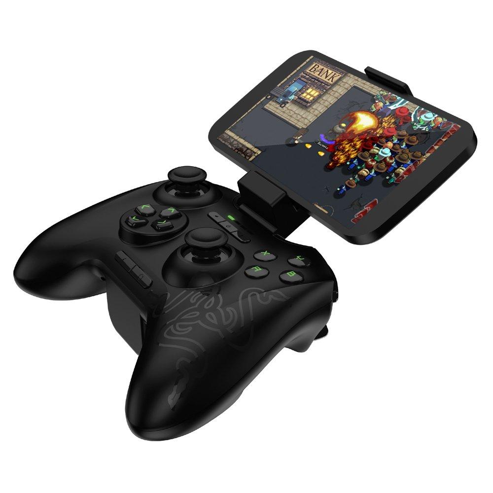 Razer Serval Bluetooth Gaming controller (Android Konsolen, Smartphones) schwarz Razer Inc. RZ06-01280100-R3G1