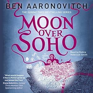 Moon Over Soho Audiobook
