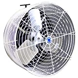 SCHAEFER VK20-3 VersaKool Circulation Fan, Mount, 3 Phase, Blade Material: Aluminum, 1/2 hp, 20''