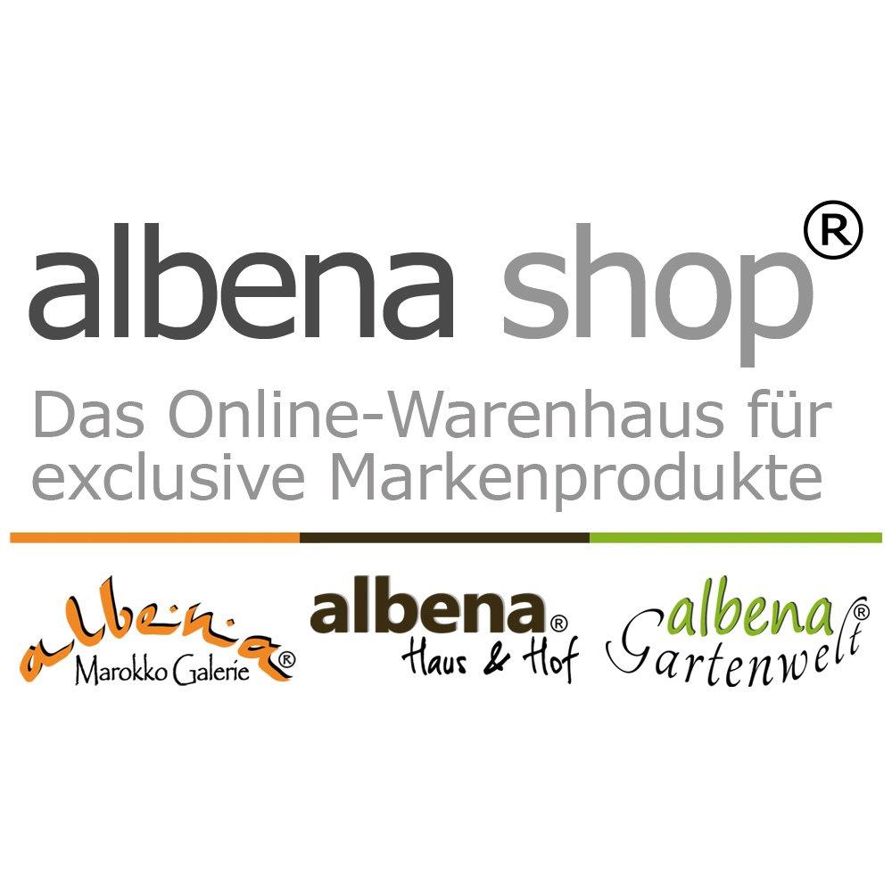 Gold albena shop 71-4956 Sideja Orientalische Laterne Windlicht 34cm