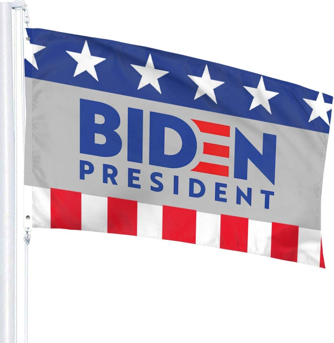 F**k Biden American Flag American Flag Foot Banner Garden Outdoor Family 3 x 5ft