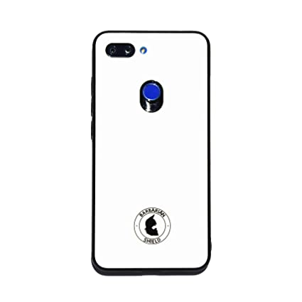 Xiaomi Funda Barbarian Shield 8 Lite Glass Case Blanca ...