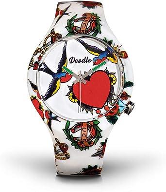 Reloj Doodle Watch DOTA002 TATTOO MOOD