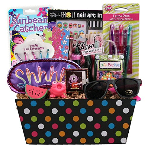 Diva & Proud - Birthday or Special Occasion Gift Basket for Girls