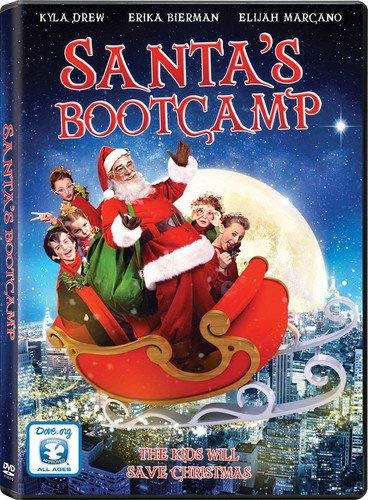Santa's Boot Camp (Christmas Bierman's)