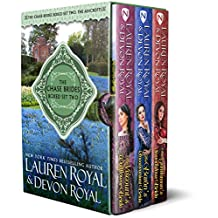 The Chase Brides Boxed Set Two — The Ashcrofts: Three Sweet & Clean Historical Romance Novels