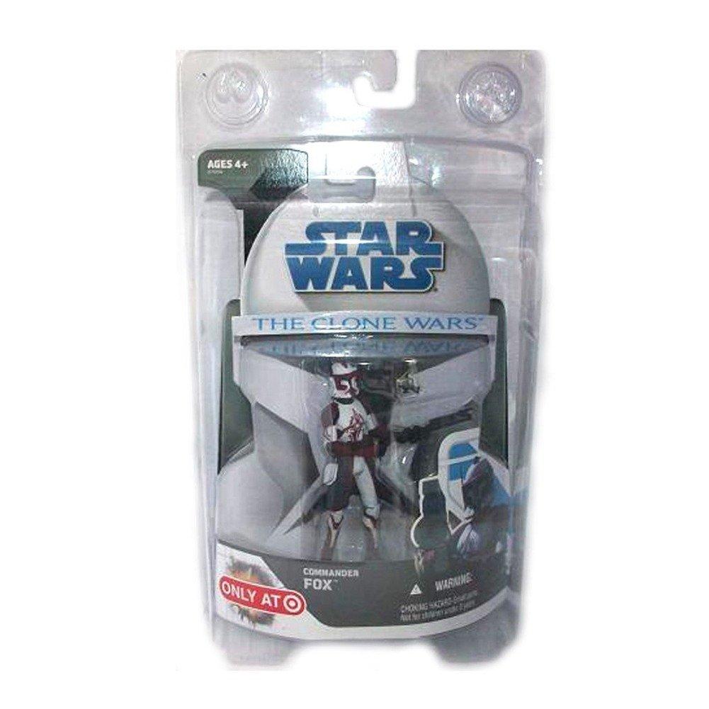 The Clone Wars Commander Fox Star Wars