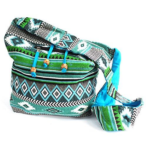 Jacquard Bag - Student Bag