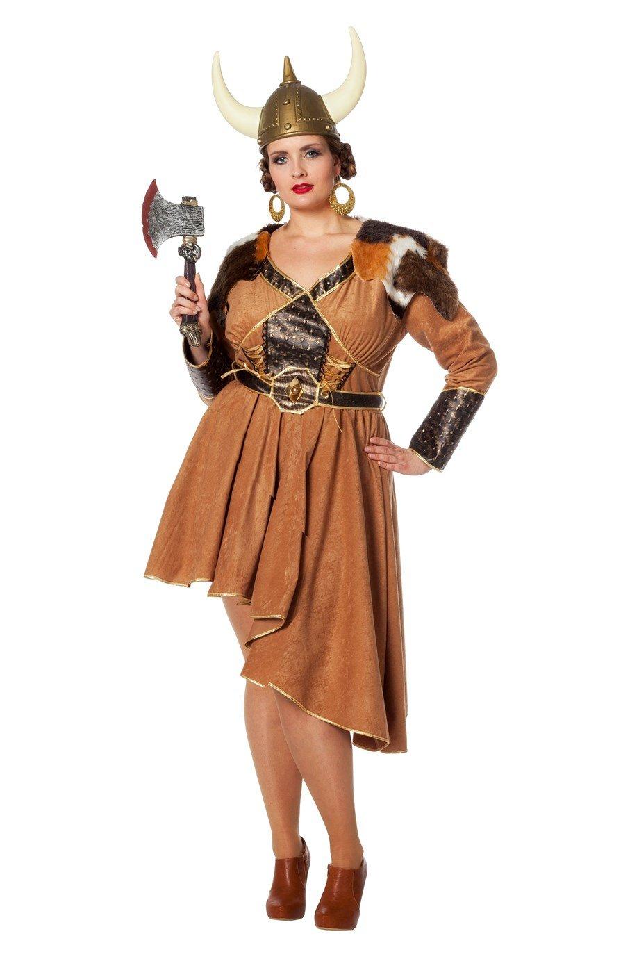 Wilbers 4603 Wikinger Kostüm Damen Vikings Seefahrer Damenkostüm erhältlich auch in großen Größen 52 B018WC39OQ Kostüme für Erwachsene Rabatt  | Die Königin Der Qualität
