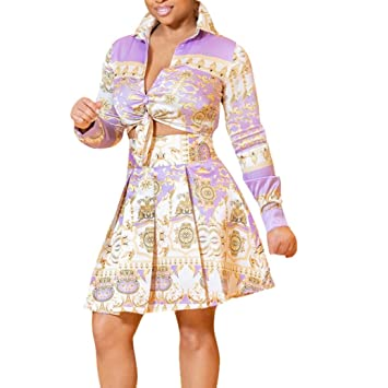 Mujer blusa Vestido casual verano y Otoño,Sonnena Mujeres verano Plus Size sin mangas O