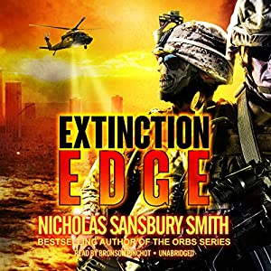 Extinction Edge Audiobook
