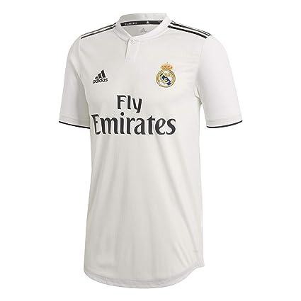 adidas Real Madrid Hogar Authentique – Camiseta de fútbol para Hombre, Hombre, Color Core