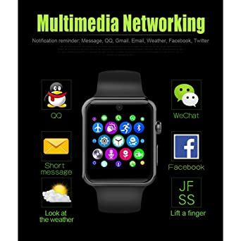 Domino dm09 Smart Watch Pantalla 1.5
