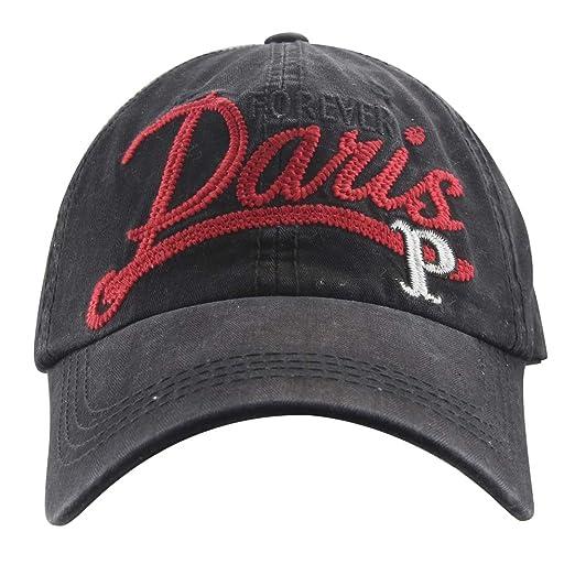 MINAKOLIFE Mens Pineapple Dad Hat Baseball Cap Polo Style Unconstructed  (205Black) fc2d028ee88