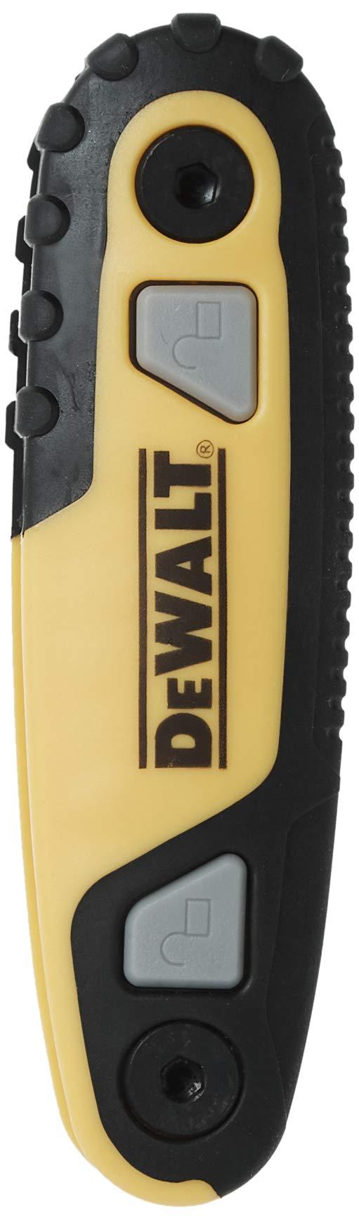DEWALT Hex Key Set, SAE, Folding/Locking, 8 Keys (DWHT70262M)