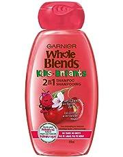Garnier Whole Blends Kids 2-in1 Shampoo, 250 mL