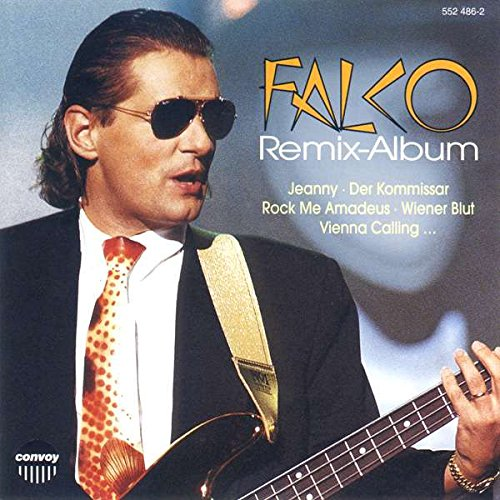 Falco - The Remix-Album - Zortam Music