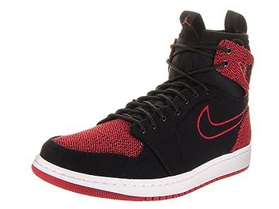 online store 502e2 f83d0 Amazon.com   NIKE Jordan Men s Air Jordan 1 Retro Ultra High Black Gym  Red Black White Basketball Shoe 11 Men US   Fashion Sneakers