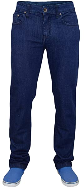 a4567b635fe True Face Mens Jeans Denim Slim Fit Stretch Trousers Pants  Amazon.co.uk   Clothing