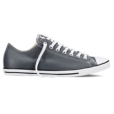 81d3342d75a1 Converse Chuck Taylor All Star OX Lean Leather Sneaker Men  Amazon.co.uk   Shoes   Bags