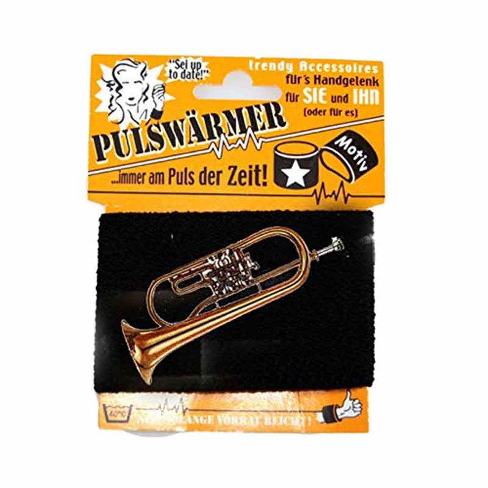 Pulswärmer Flügelhorn - Schönes Geschenk für Musiker