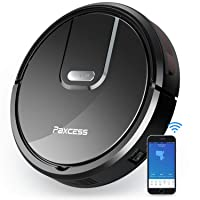 Deals on PAXCESS Wi-Fi Enabled Smart Robot Cleaner Compatible w/Alexa