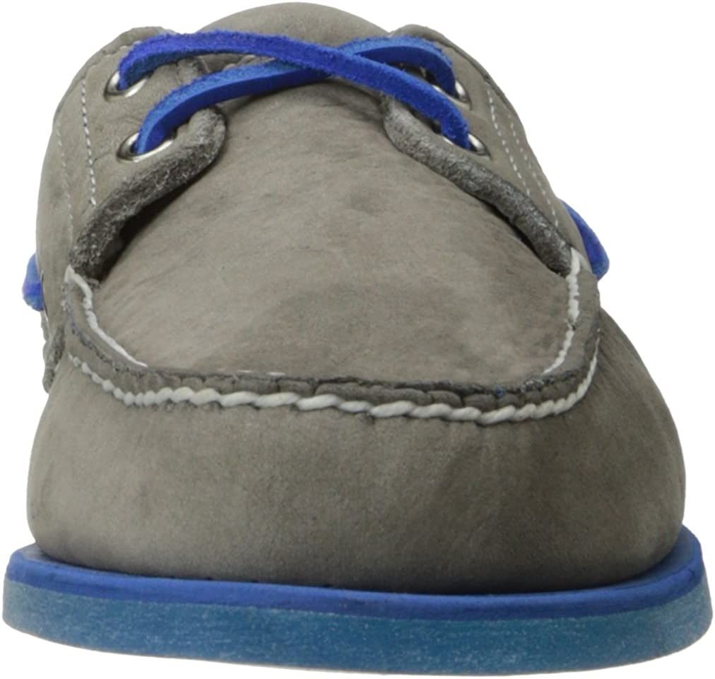 Timberland Mens Classic 2 Eye Boat Shoe