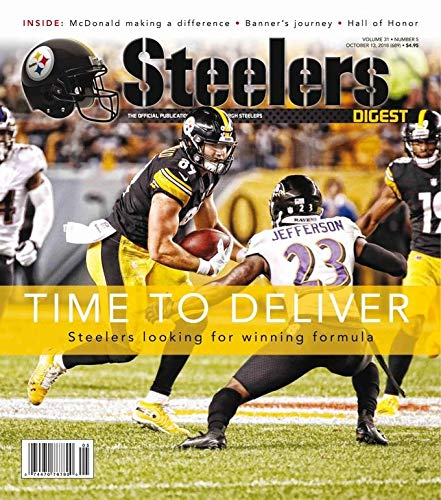 Large Product Image of Steelers Digest