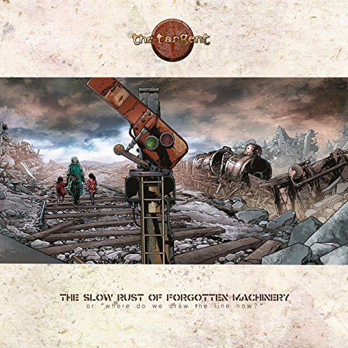 The Slow Rust Of Forgotten Machinery [Explicit] ()