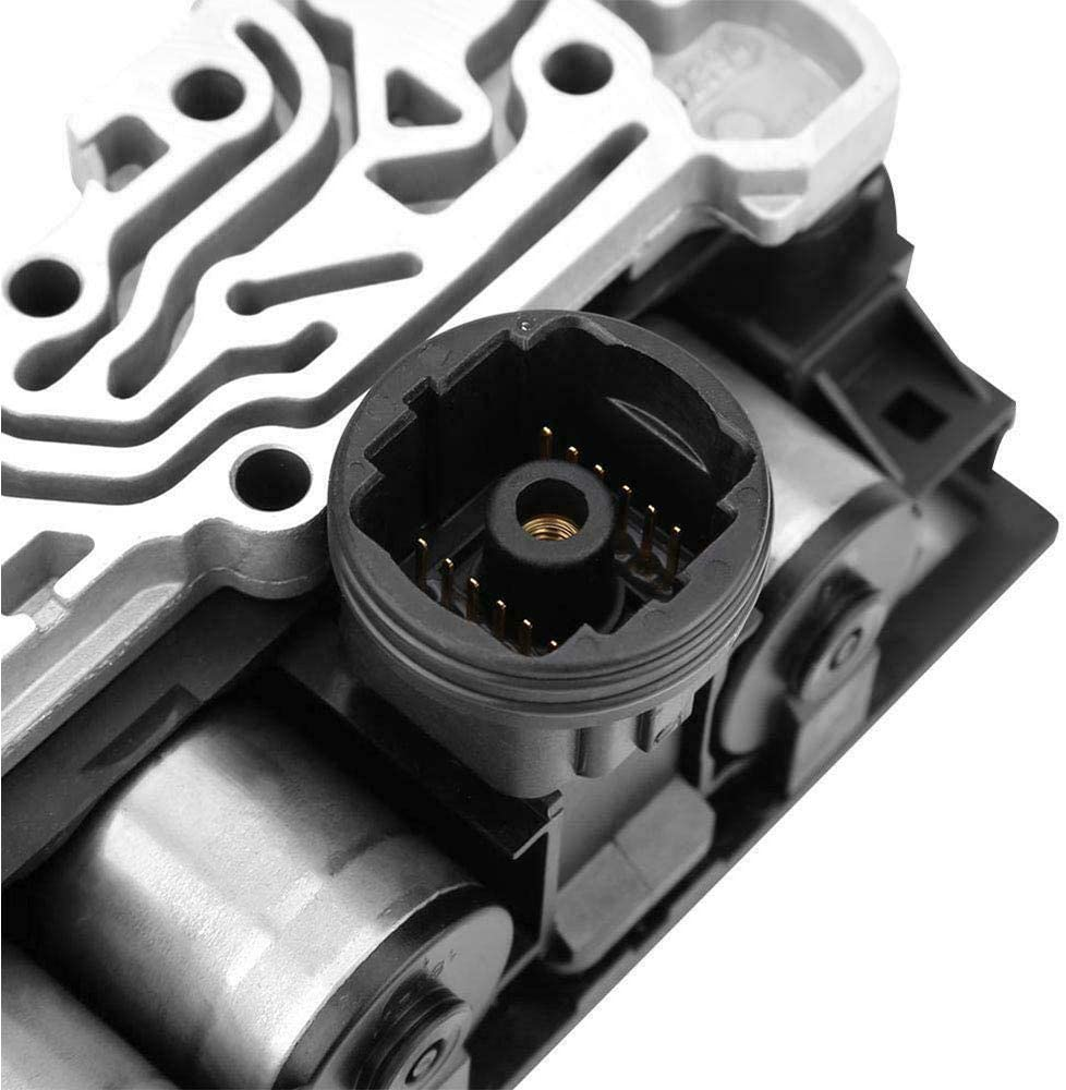 5R55S 5R55W Remanufactured Shift Solenoid Updated Compatible with Ford Explorer 2002-On