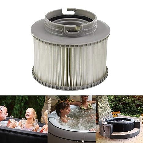 ricco e magnifico a piedi a lussureggiante nel design M-PENG Filtro Cartucce Filtro Gonfiabile Vasca idromassaggio ...