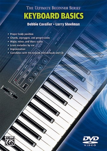 Keyboard Basics, Steps 1 & 2 (The Ultimate Beginner Series) (Keyboard Basics Dvd)