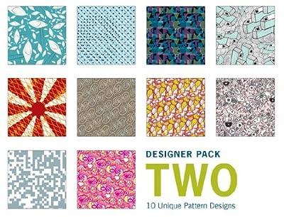 Origami Paper 100 sheets Designer Pattern Gift Pack (Set two)