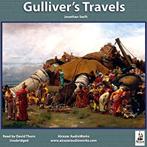 Gulliver's Travels Hörbuch