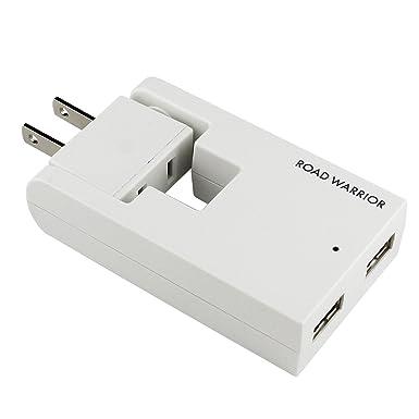 Review Road Warrior 2-Port USB