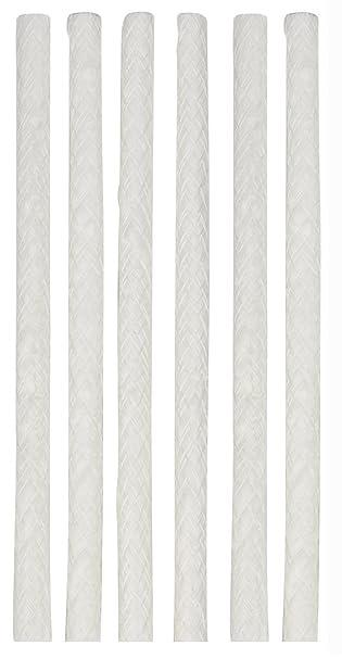 amazon com jekayla 3 8 x 8 6 pack white fiberglass replacement