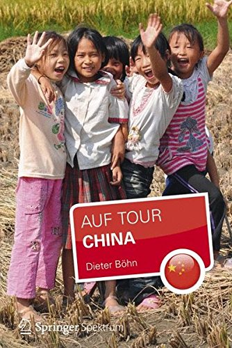 China: Auf Tour