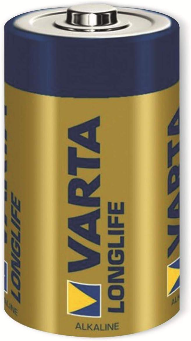 Varta Longlife Extra Batterie D Mono 1er Pack Elektronik