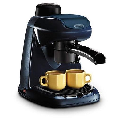 DeLonghi EC5 - Cafetera automática, 800 W, color negro y ...
