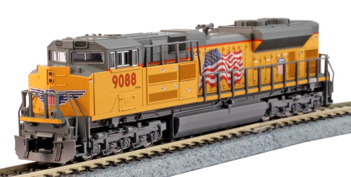 Kato N Scale SD70ACe Union Pacific #9088 DC DCC Ready