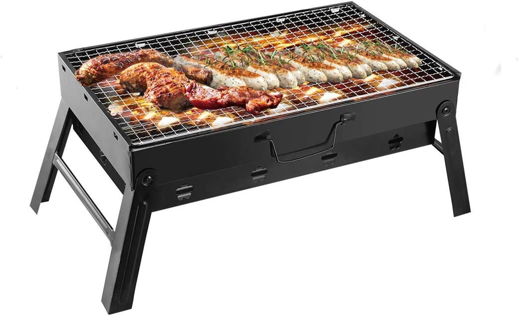 TeqHome Charcoal Grill