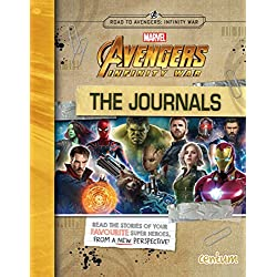 Avengers Infinity War - The Journals