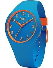Ice-Watch - Ice Ola kids Robot - Blaue Jungenuhr mit Silikonarmband - 014428 (Small)