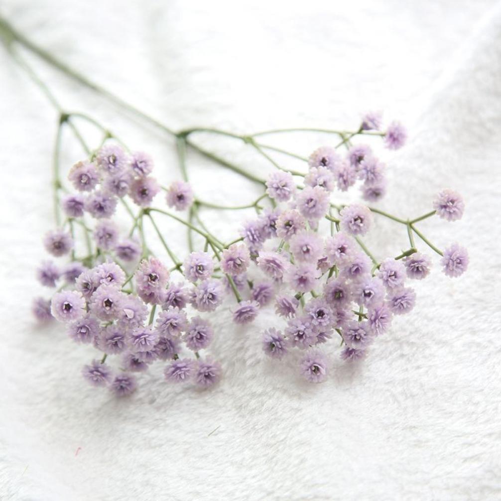 Clearance Meibax Kunstliche Seide Falsche Blumen Schleierkraut