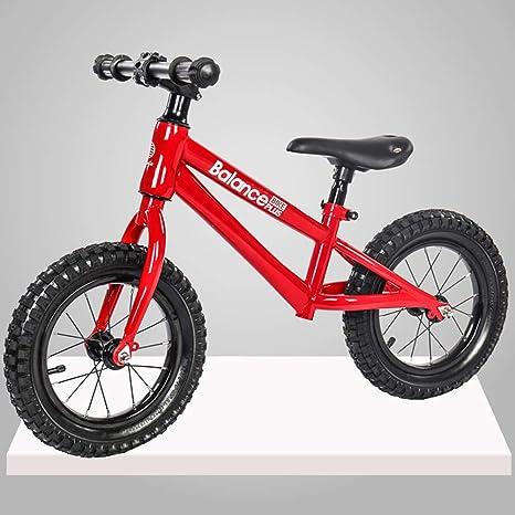 XUE Kids Balance Bike para Edades de 1 a 5 años, niño ...