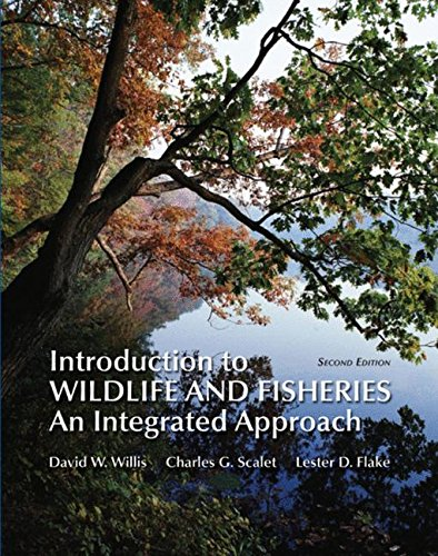 Introduction to Wildlife and Fisheries by Brand: W. H. Freeman