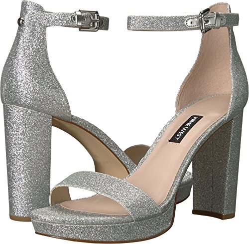 Dempsey Silver Fashion Synthetic Women's Sandals West Nine x1zwfXqBE